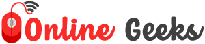 Online Geeks logo