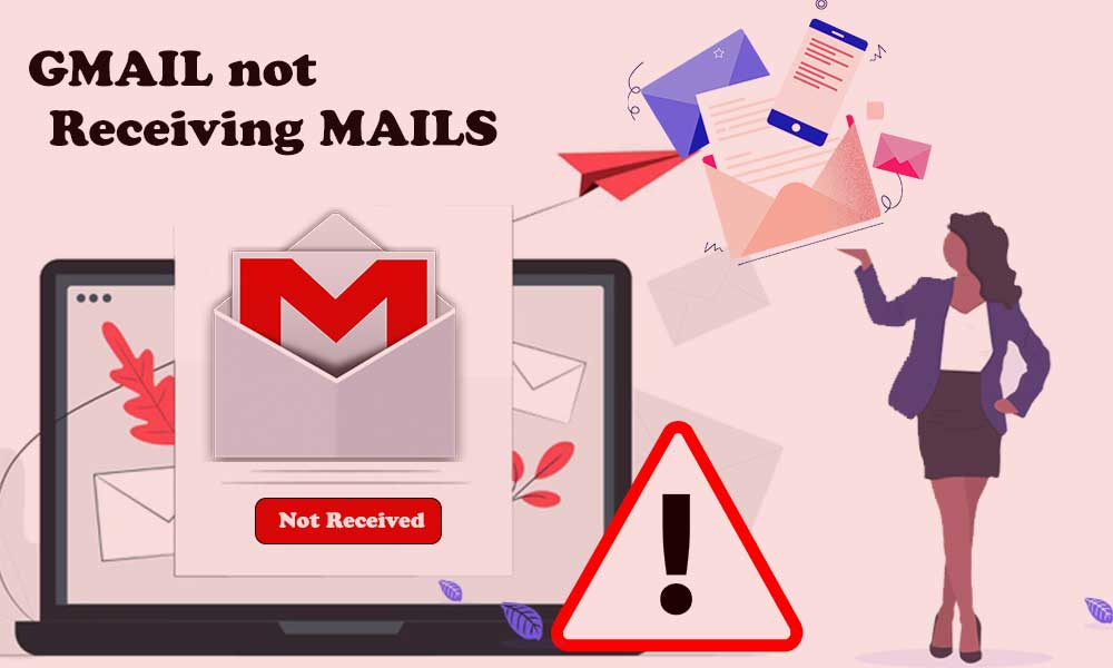 gmail-not-receiving-mail