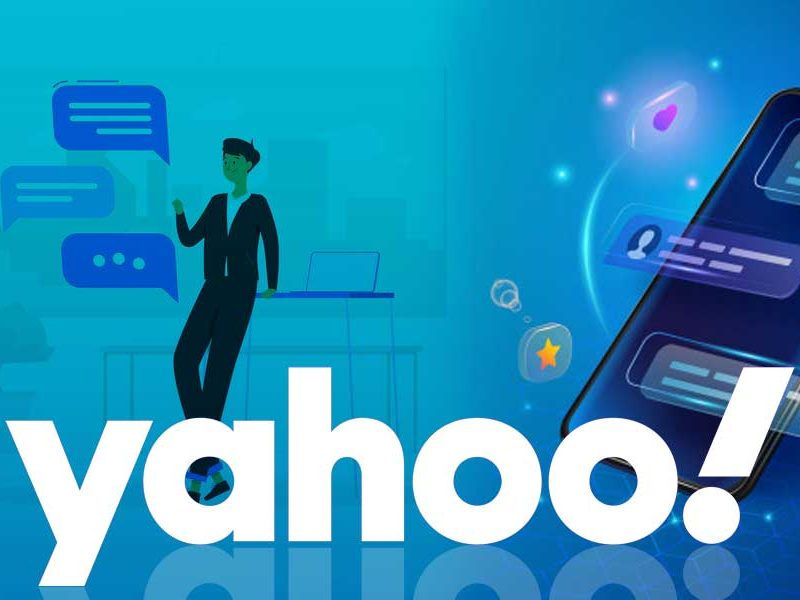 is yahoo chat room back
