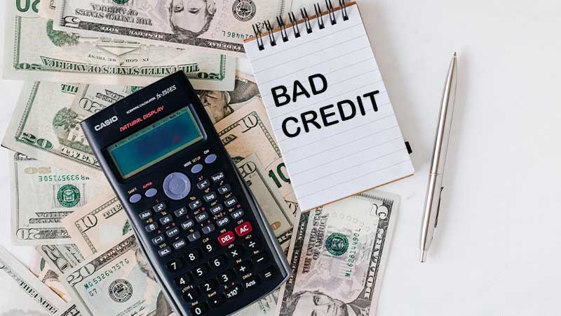 Getting Auto Loan with Bad Credit