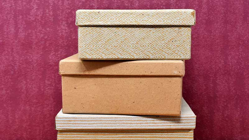 Here's How You Can Reuse the Wasted Cardboard Boxes