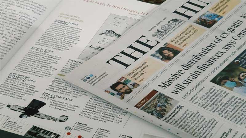 Types of Print Media for Advertising