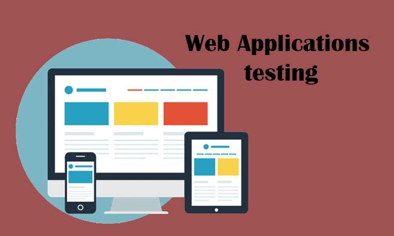 Web Applications Testing
