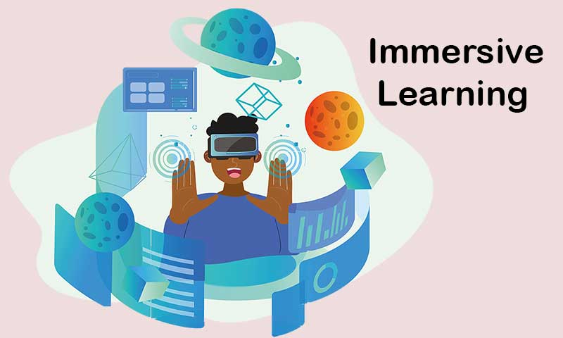 Learn about Immersive Learning