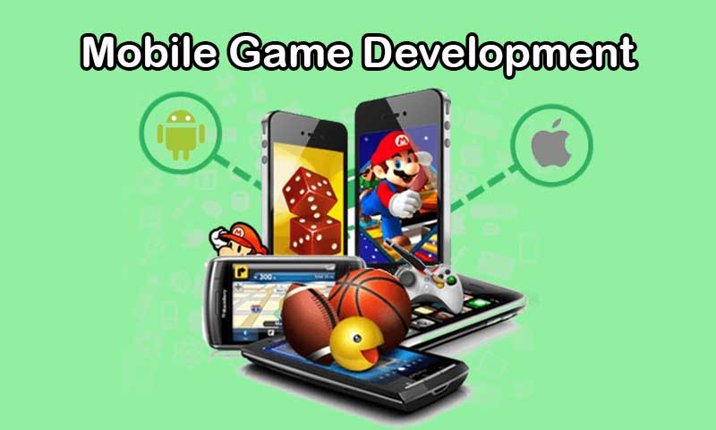 What is Mobile Game Development