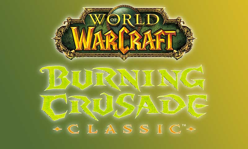 Burning Crusade Classic Updates for Honor System