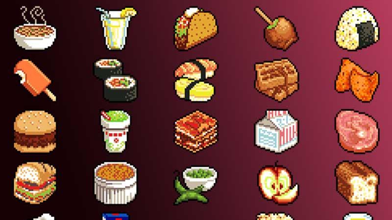 Favorite Food and Drink Emojis