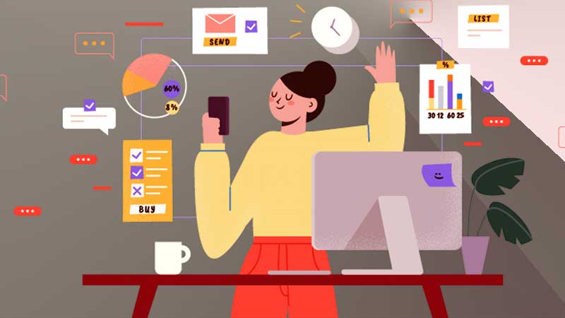 4 Apps and Tools for Better Work Productivity