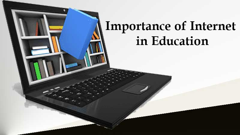 Importance of Internet in Education