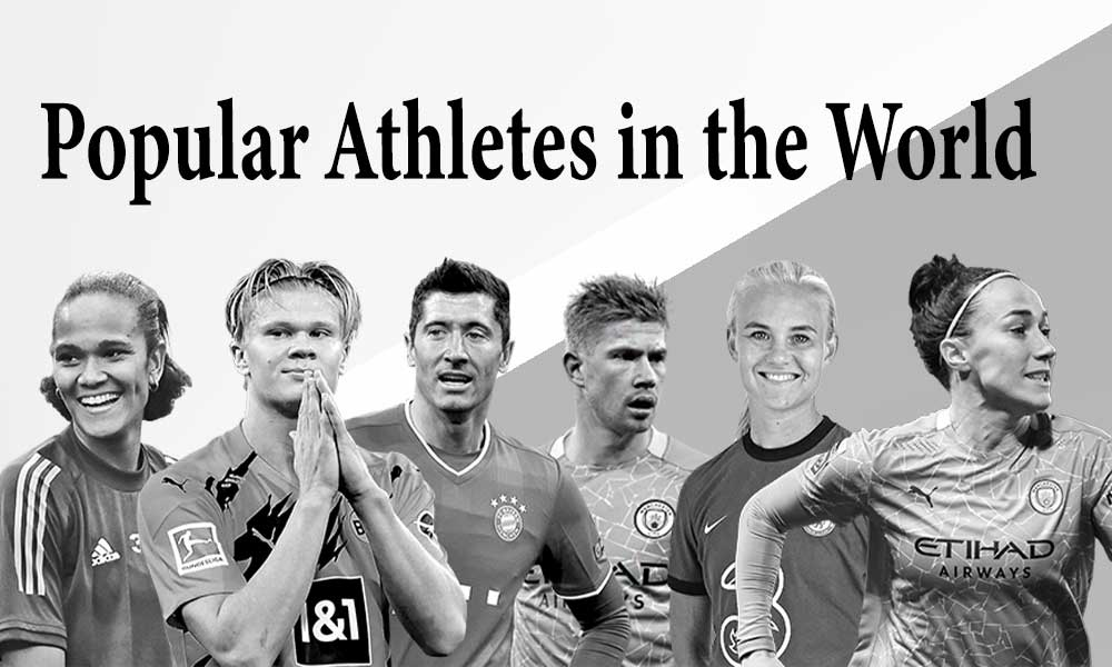 Ranking the Most Popular Athletes in the World in Actuality