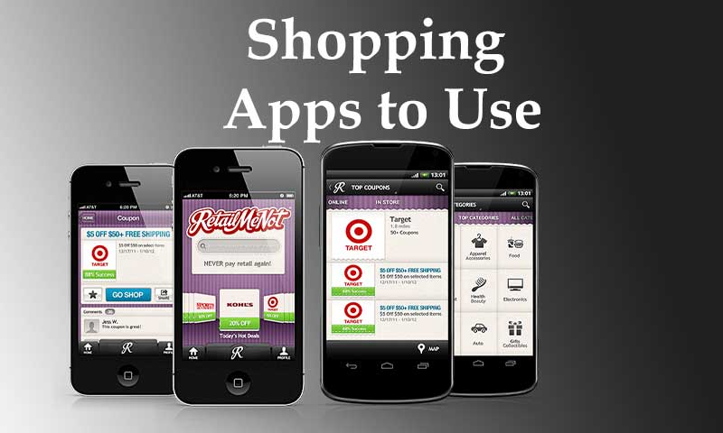 Shopping Apps to Use